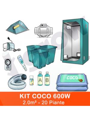 CONFIGURA KIT COCO 600W